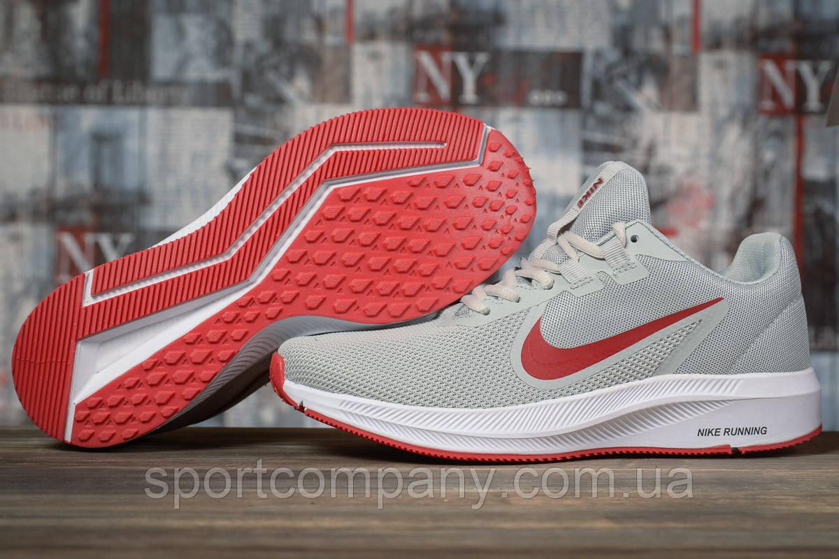 Кроссовки мужские 17022, Nike Running, серые, [ 42 44 ] р. 42-26,7см.