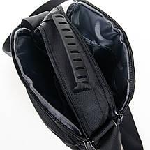 Сумка Мужская Планшет нейлон Lanpad 7631 black, фото 3