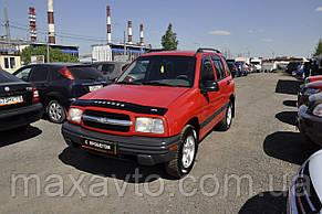 Мухобойка, дефлектор капота Chevrolet Tracker с 1999–2006 г.в.