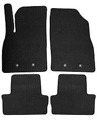 Коврики EVA для автомобиля Chevrolet Volt I 2010- Комплект