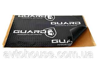 Шумоизоляция, виброизоляция авто вибропоглощающие листы GUARD ACOUSTIC EXTREME 3.1мм