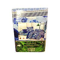 """""""Цветы"""" двуспальное постельное белье, 178/215, Тирасполь, Tirotex, 100% хлопок"""