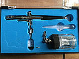 Аэрограф NA-133 Navite с резьбовым соплом 0.5 мм, фото 2