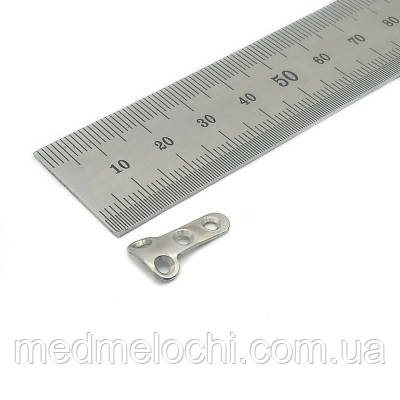 Пластина Т-подібна L = 17мм, сталь