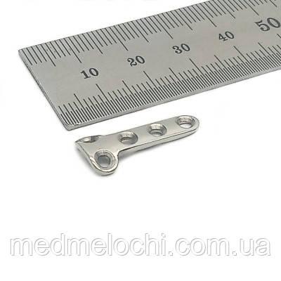 Пластина Т-подібна L = 23мм, сталь