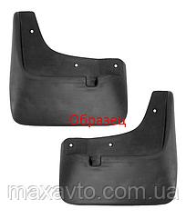 Бризковики задні для Citroen C4 HB (11-) комплект 2шт 7022020261