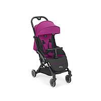Легкая прогулочная коляска книжка Cam CUBO NEW Фиолетовая (830/127 )