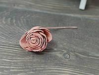 Сухоцвет цветок роза 1 шт (сухоцвет SHOLA), фото 1