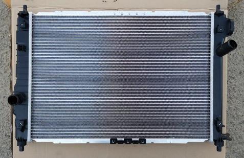 Радиатор Aveo T255/ радиатор ZAZ VIDA