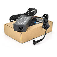 Блок живлення MERLION для ноутбука ACER 19V 3.42A (65 Вт) штекер 4.0 * 1.35мм, довжина 0,9 м + кабель живлення