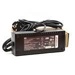 Блок живлення MERLION для ноутбукa HP 19V 4.74A (90 Вт) штекер 5.5 * 2.5мм, довжина 0,9 м + кабель живлення