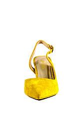 Босоножки женские летние Sopra СФ HLL-1 желтые (36), фото 2