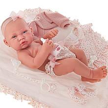Кукла младенец Нина 42 см Antonio Juan 5042
