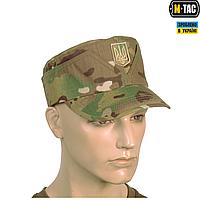 M-Tac кепка-мазепинка с гербом рип-стоп Multicam
