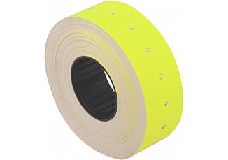 Этикетки-ценники 21х12 мм Economix, 1000 шт/рул., желт(E21301-05)