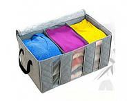 Органайзер - кофр для одежды Бамбук