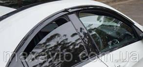 Ветровики Mercedes Benz CLA-klasse Sd (C117) 2013-  дефлекторы окон