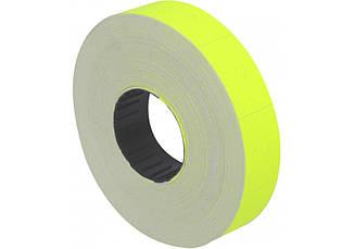 Этикетки-ценники 16х23мм Economix, 700 шт/рул., желт(E21302-05)