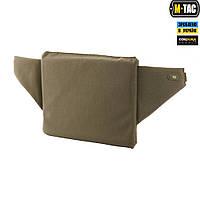 M-Tac коврик для сидения с ремнем Olive