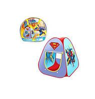 Детская палатка 889-33A Superman KK
