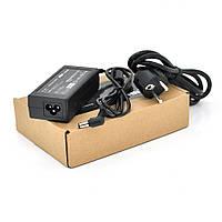 Блок питания MERLION для ноутбукa LENOVO 19V 3.42A (65 Вт) штекер 5.5*2.5 мм, длина 0,9м + кабель питания