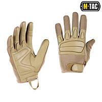 M-Tac перчатки тактические Assault Mk.2 хаки, фото 1