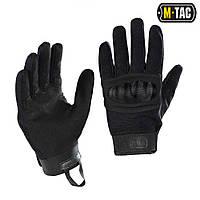 M-Tac перчатки тактические Assault Mk.3 черные, фото 1