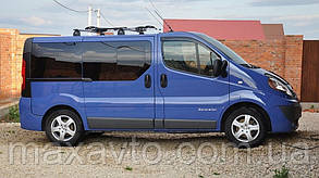 Ветровики Renault Trafic II 2001  дефлекторы окон