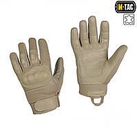 M-Tac перчатки тактические Assault Mk.4 хаки, фото 1