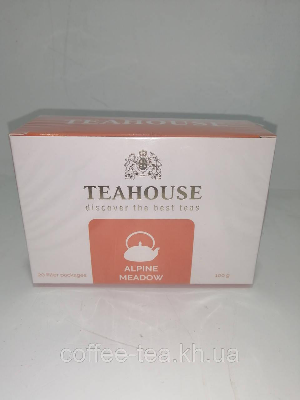 """Чай """" Альпийский луг"""" пакетированный (для чайника) 20шт.*4г"""