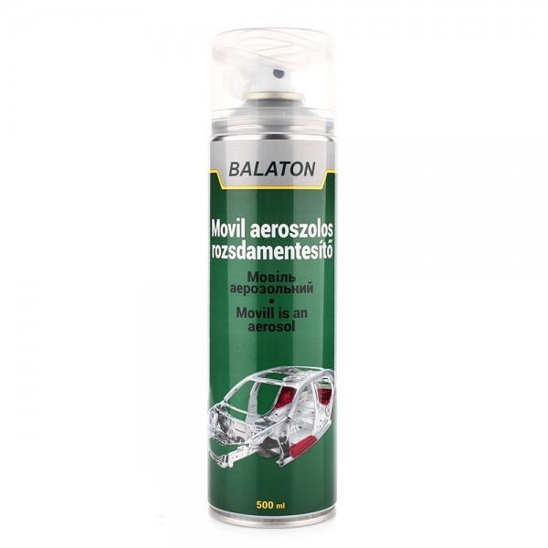 Защитное покрытие Мовиль аэрозоль BALATON 500 ml.