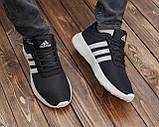 Мужские кроссовки Adidas Run 60s, мужские кроссовки адидас ран 60с, чоловічі кросівки Adidas Run 60s, фото 2
