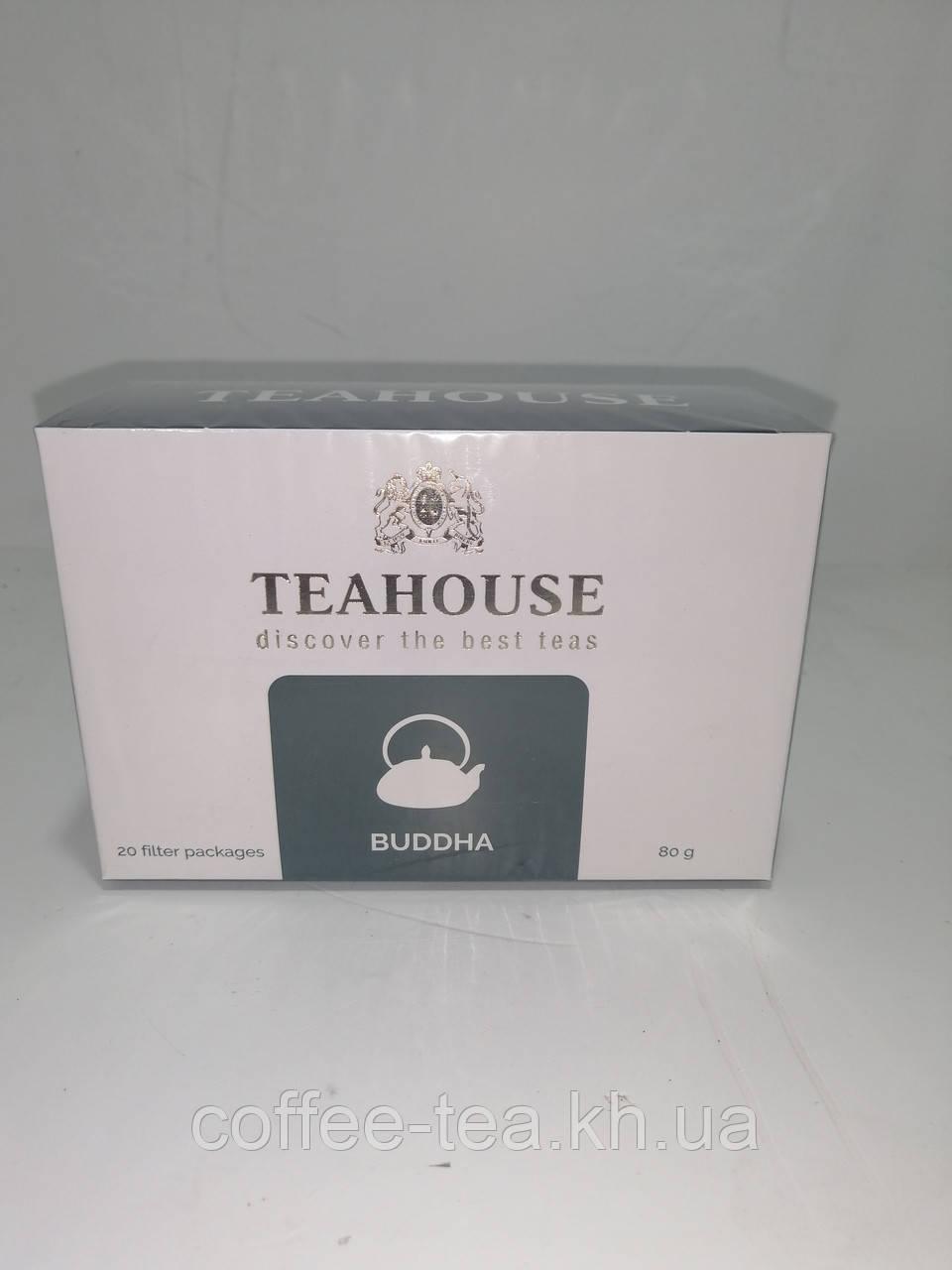 """Чай """" Будда"""" пакетированный (для чайника) 20шт.*4г"""