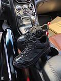 Женские кроссовки Burberry London Arthur Sneakers Black, фото 5