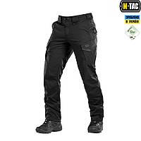 M-Tac брюки тактические Aggressor Flex Gen.II черные, фото 1
