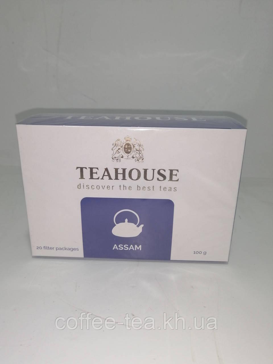 """Чай """" Assam"""" пакетированный (для чайника) 20шт.*4г"""