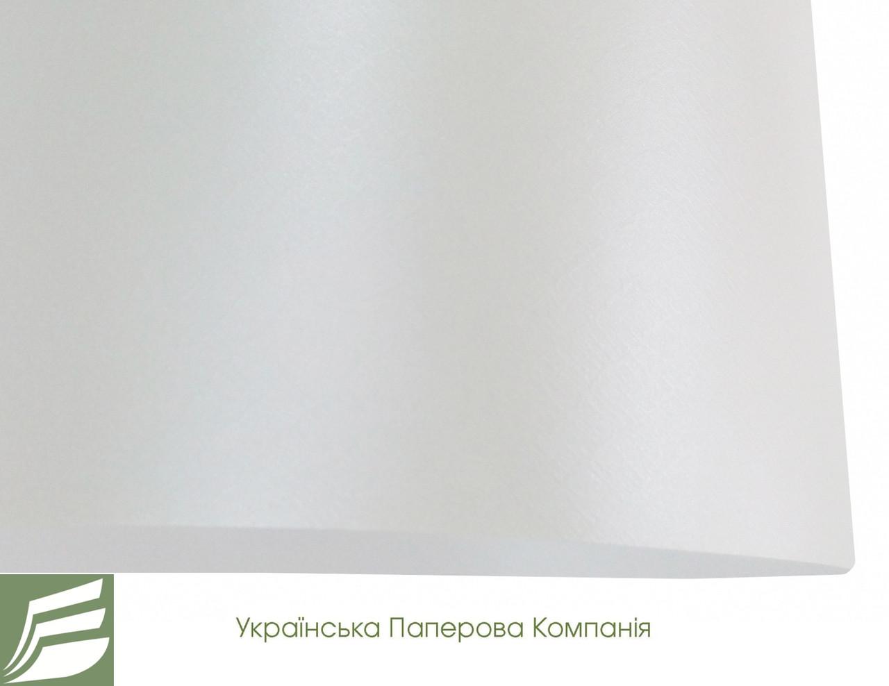 Дизайнерский картон Diagonale c тиснением диагональ, перламутровый серебро, 220 гр/м2