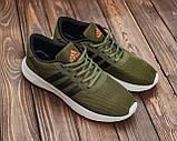 Мужские кроссовки Adidas Run 60s, мужские кроссовки адидас ран 60с, чоловічі кросівки Adidas Run 60s, фото 3