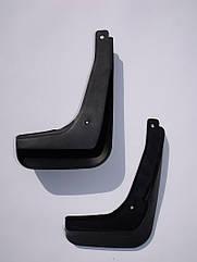 Брызговики передние для Volkswagen Polo Sedan 2010- оригинальные 2шт 6R0075111