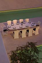 Кресло DeLux металл для баров и ресторанов