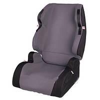 Детское авт. кресло  3-12 лет, 15-36 кг, категория 2/3  COALA PLUS FS-P40002 серый,пенопласт,бустер