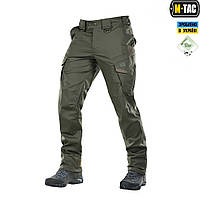 M-Tac брюки тактические Aggressor Gen.II Flex Army Olive, фото 1