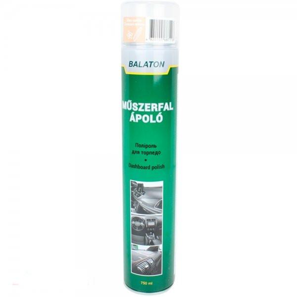 Полироль для пластика BALATON 750 ml. аромат в ассортименте