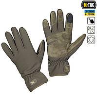 M-Tac перчатки Winter Tactical Waterproof олива, фото 1