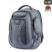 """M-Tac рюкзак для ноутбука 15,6"""" Casual Pack 25л темно-серый, фото 1"""
