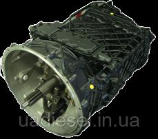 Коробка передач КПП ZF Ecosplit 16S151 КамАЗ, 16S1650 МАЗ 16-ти ступенчатая Made in Germany