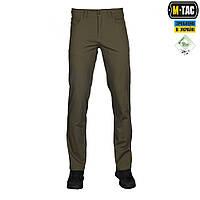 Тактические мужские брюки для работы и отдыха Street Flex Dark Olive, фото 1