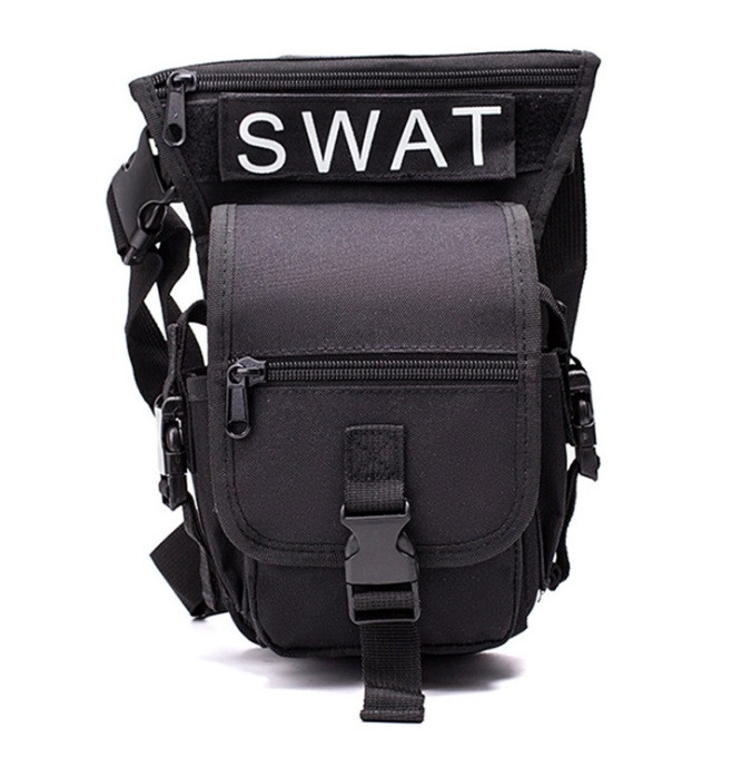 Сумка на пояс штурмовая тактическая SWAT