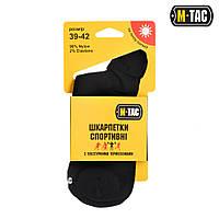 M-Tac носки спортивные черные, фото 1
