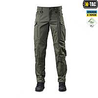 Тактические мужские брюки для работы и отдыха Conquistador Flex Army Olive, фото 1